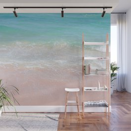 Beach shoreline | Waves Wall Mural