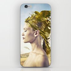 Beauty in nature iPhone & iPod Skin