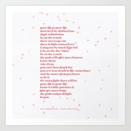 You are Marvelous Art Print