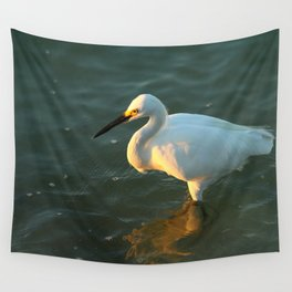 In The Evening Sun Wall Tapestry