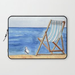 Miss the beach! Laptop Sleeve