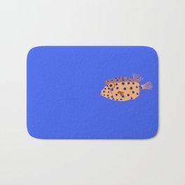 Box Fish Bath Mat