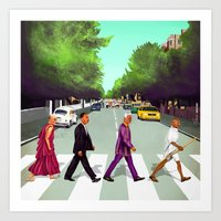 HIPSTORY - Come Together Art Print