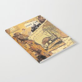 Indian Glories Notebook