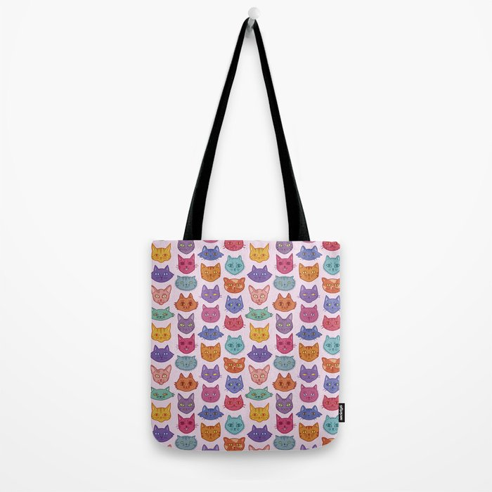 Caaaats cats catssss Tote Bag