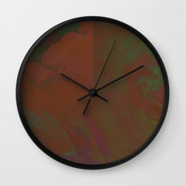 Grayed Wall Clock
