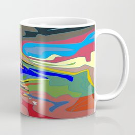 Color Theory of the Firmanent - accepted. Coffee Mug