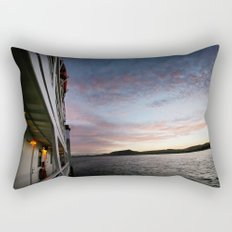 Lost in Mexico Rectangular Pillow