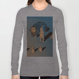 The Bison #1 Long Sleeve T-shirt