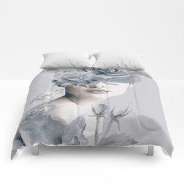 Spring (portrait) Comforters