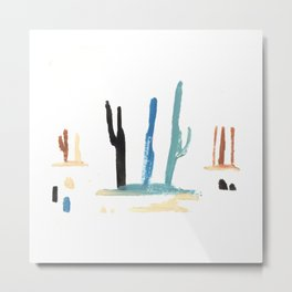 the desert II Metal Print