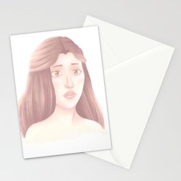 Grey Pearl Stationery Cards