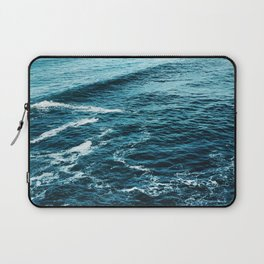 Zumaia beach, Basque country - Travel photography Laptop Sleeve
