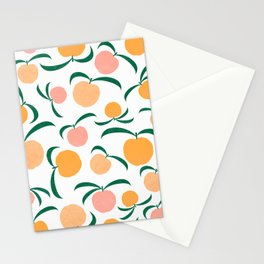 Peach Me Stationery Cards