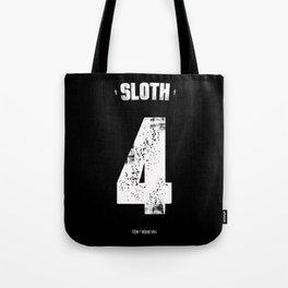 7 Deadly sins - Sloth Tote Bag