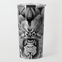Haeckel Chiroptera Travel Mug