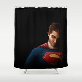 SuperHoech Shower Curtain
