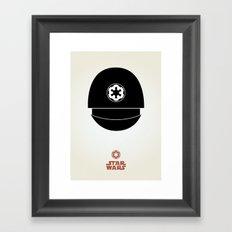 Imperial Gunner Framed Art Print