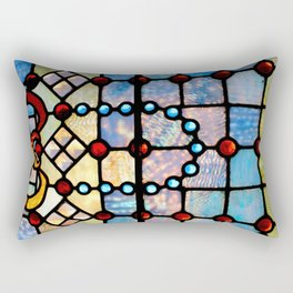 Things Are Looking Up Inside Rectangular Pillow