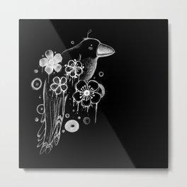 LittleBird Metal Print