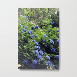 And in the Garden I Dance Metal Print