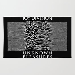 Unknown Pleasures Rug