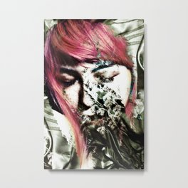 Sad Countries Metal Print