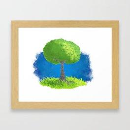 ProtoTree Framed Art Print