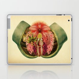 Lady Garden Botanical Laptop & iPad Skin