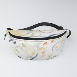 Colors of Colorado Abstract Fanny Pack