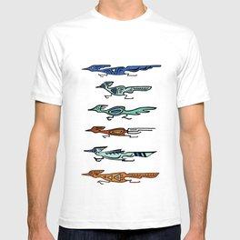 Southwestern Chaparral Roadrunners T-shirt