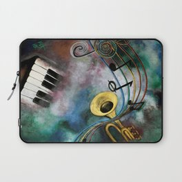 Voice Of The Trumpet Laptop Sleeve