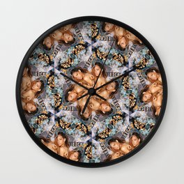 4.. Wall Clock