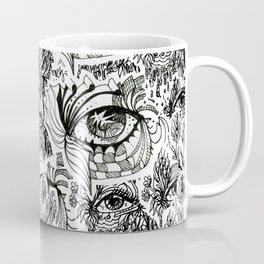 KEIM EYEZ ILLUSTRATION PRINT Coffee Mug