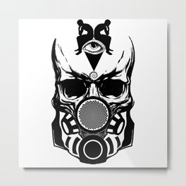 [cogito] Metal Print