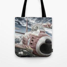 ASCUA aerobatic team Tote Bag
