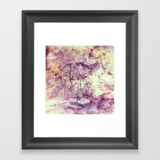 The Coolest Season Framed Art Print