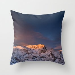 Malyovitsa Throw Pillow