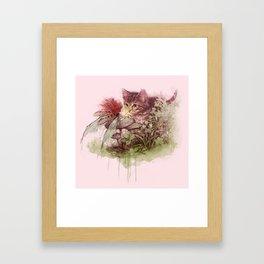 Fairy Dust Framed Art Print