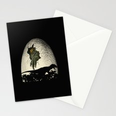 A nightmare is born. Stationery Cards