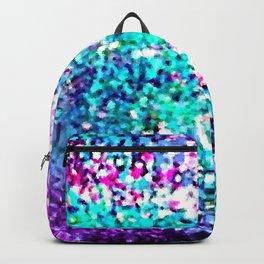 Gorgeous Sea Glitter Backpack