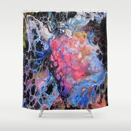 Lacy Love Shower Curtain