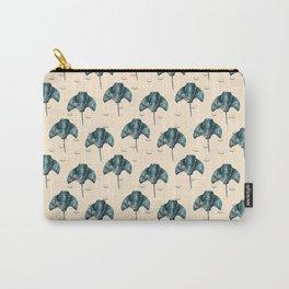 manta ray mandala Carry-All Pouch