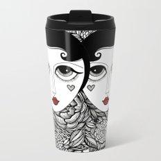 ISABELLA  Metal Travel Mug