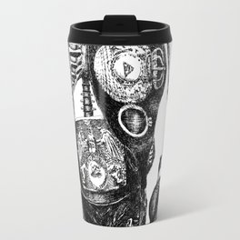 Mike Tyson Travel Mug