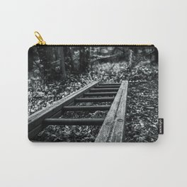 Wood Stains Carry-All Pouch