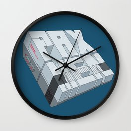 PAX-MEN Wall Clock