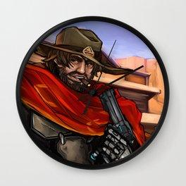 66 Wall Clock