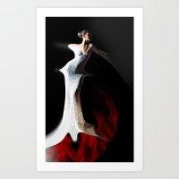 spanish Art Prints featuring Spanish Dream by Müge Başak