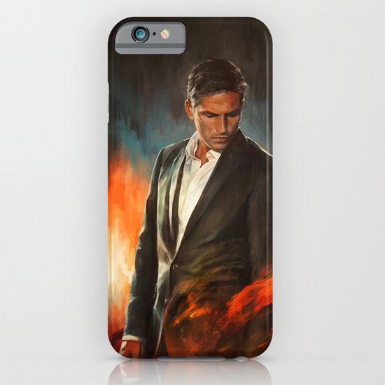 He Who Fights Monsters iPhone & iPod Case